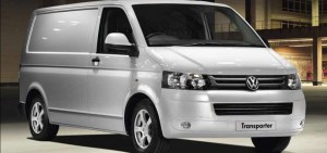 VW Transporter Highline