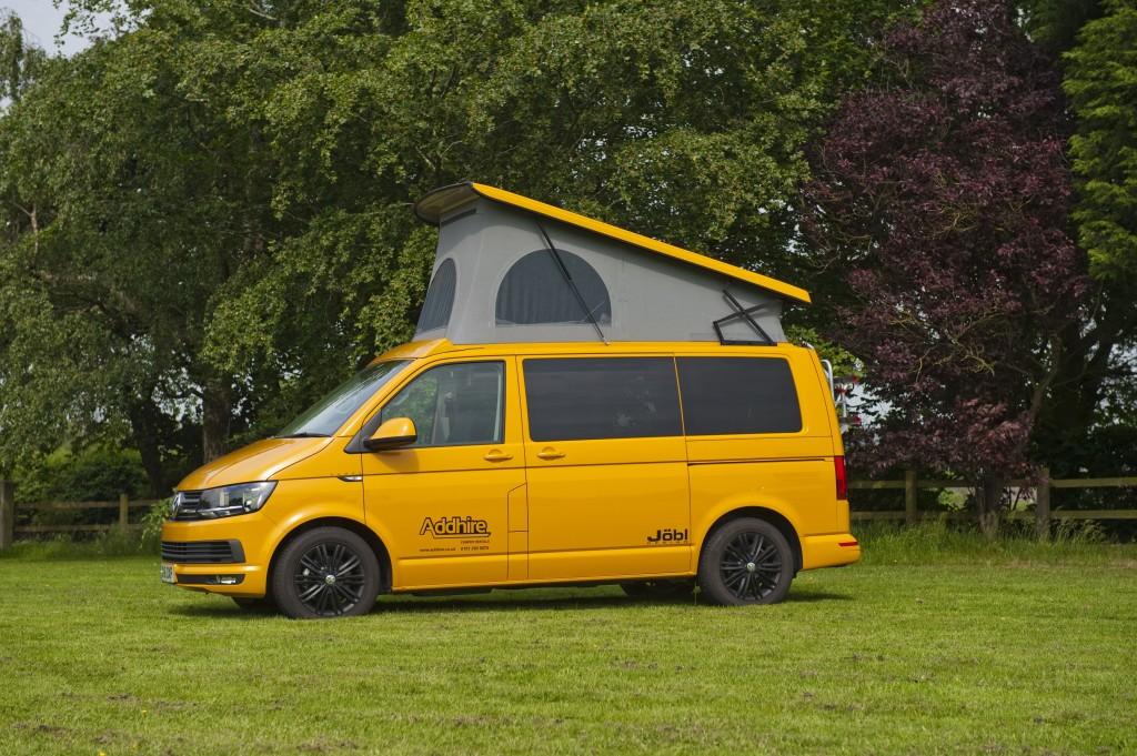 VW Jobl Campervan